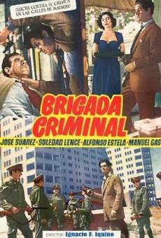 Ver película Brigada criminal