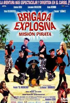 Brigada explosiva: Misión pirata online