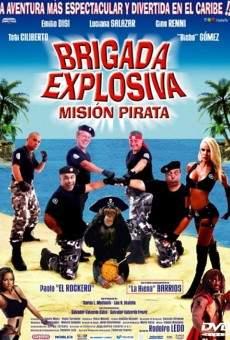 Ver película Brigada explosiva
