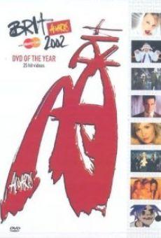 Brit Awards 2002