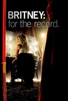 Ver película Britney: For the Record