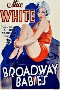 Ver película Broadway Babies