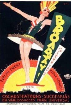 Ver película Broadway