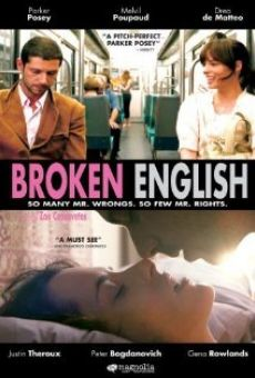 Broken English online kostenlos