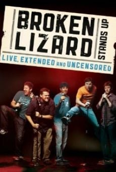Broken Lizard Stands Up gratis