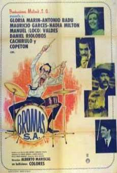 Ver película Bromas, S.A.