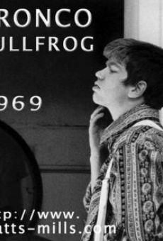 Ver película Bronco Bullfrog