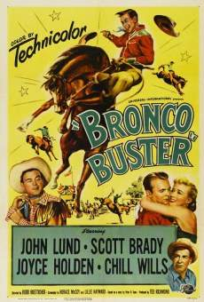 Ver película Bronco Buster