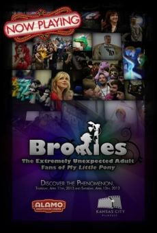 Película: Bronies: The Extremely Unexpected Adult Fans of My Little Pony