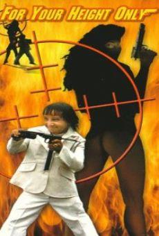 Ver película Bruce Linito: Agente 003 y 1/2