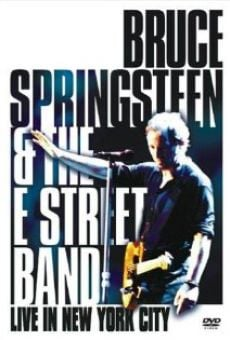 Bruce Springsteen and the E Street Band: Live in New York City