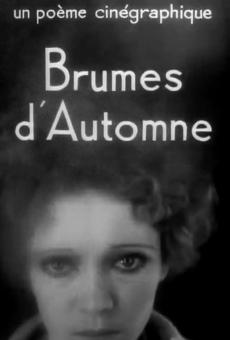 Ver película Brumes d'automne