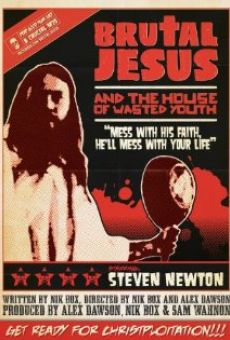 Ver película Brutal Jesus and the House of Wasted Youth