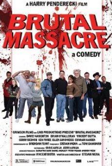 Brutal Massacre: A Comedy online