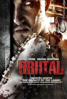 Ver película Brutal