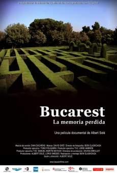 Ver película Bucarest. La memoria perdida