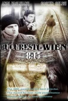 Bucuresti-Wien, 8-15
