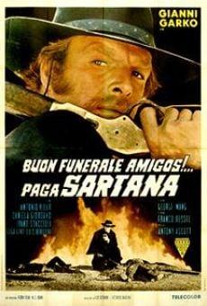 Ver película Buen funeral amigos... paga Sartana