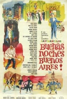 Buenas noches, Buenos Aires en ligne gratuit