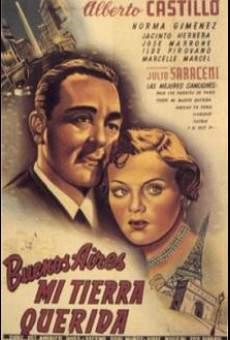 Ver película Buenos Aires, mi tierra querida