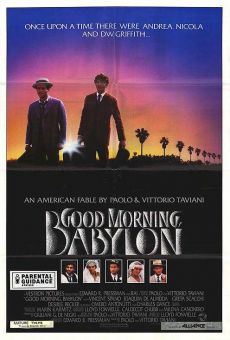 Ver película Buenos días, Babilonia