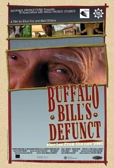 Ver película El difunto de Buffalo Bill: Historias del Nuevo Oeste