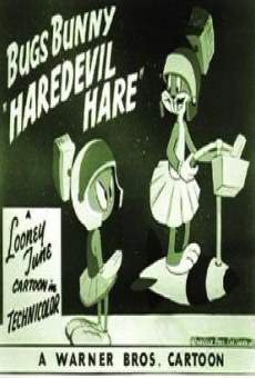 Looney Tunes' Bugs Bunny in 'Haredevil Hare'