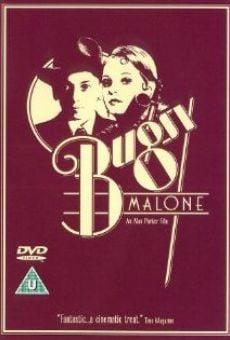 Ver película Bugsy Malone, nieto de Al Capone