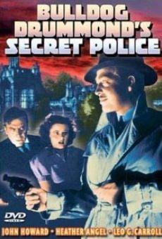 La Police privée de Bulldog Drummond en ligne gratuit