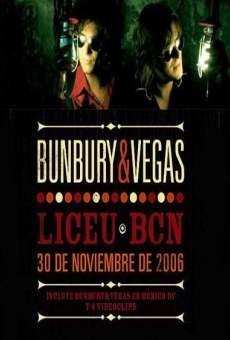 Ver película Bunbury & Vegas: Liceu BCN 30 de noviembre de 2006