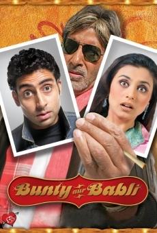Ver película Bunty Aur Babli