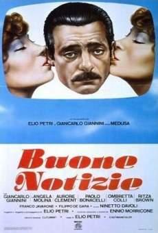 Ver película Buone notizie