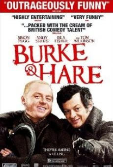 Ver película Burke and Hare