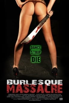 Ver película Burlesque Massacre