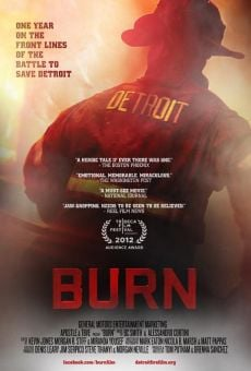 Burn: One Year on the Front Lines of the Battle to Save Detroit on-line gratuito