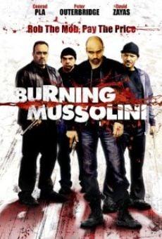 Watch Burning Mussolini online stream