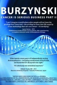 Ver película Burzynski: Cancer Is Serious Business, Part II