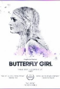 Butterfly Girl on-line gratuito