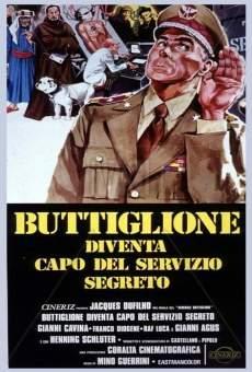 Ver película Buttiglione diventa capo del servizio segreto