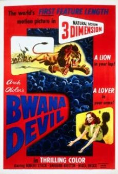 Ver película Bwana Devil