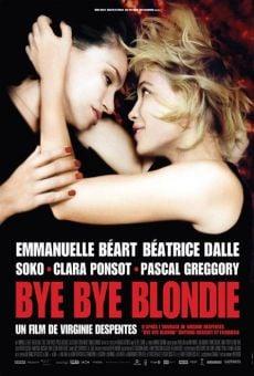 Bye Bye Blondie online