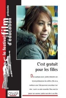 Ver película C'est gratuit pour les filles