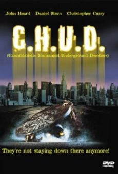 Ver película C.H.U.D. - Caníbales Humanoides Ululantes Demoníacos