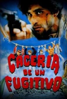 Ver película Cacería de un fugitivo