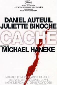 Ver película Caché (Escondido)