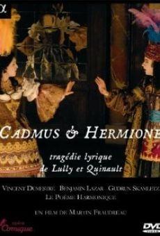 Watch Cadmus & Hermione online stream