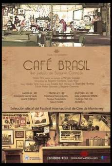 Ver película Café Brasil