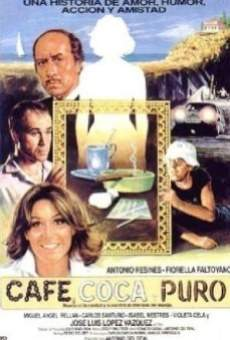 Ver película Café, coca y puro