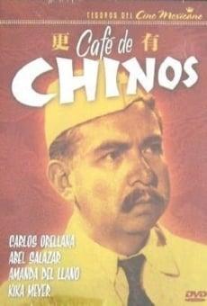 Película: Café de chinos