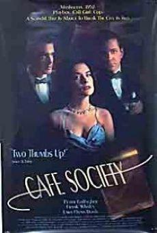 Ver película Café Society